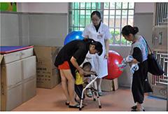 脑瘫儿家庭关爱包——关爱慢小孩,康复器材捐赠活动