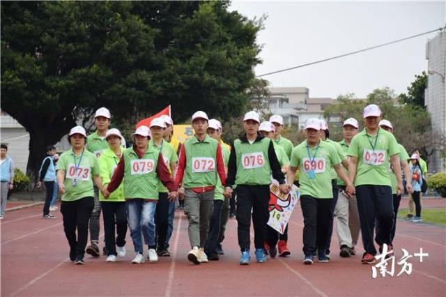 东莞社区共融运动会已举办五届了!他们为残障人士照亮未来